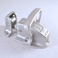 #2  Latch Body, Handle & Adjustable Strike (SPAL)